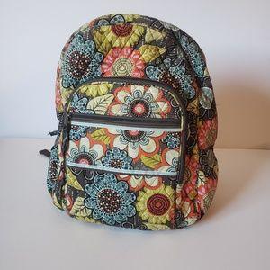 Vera Bradley Flower Shower backpack